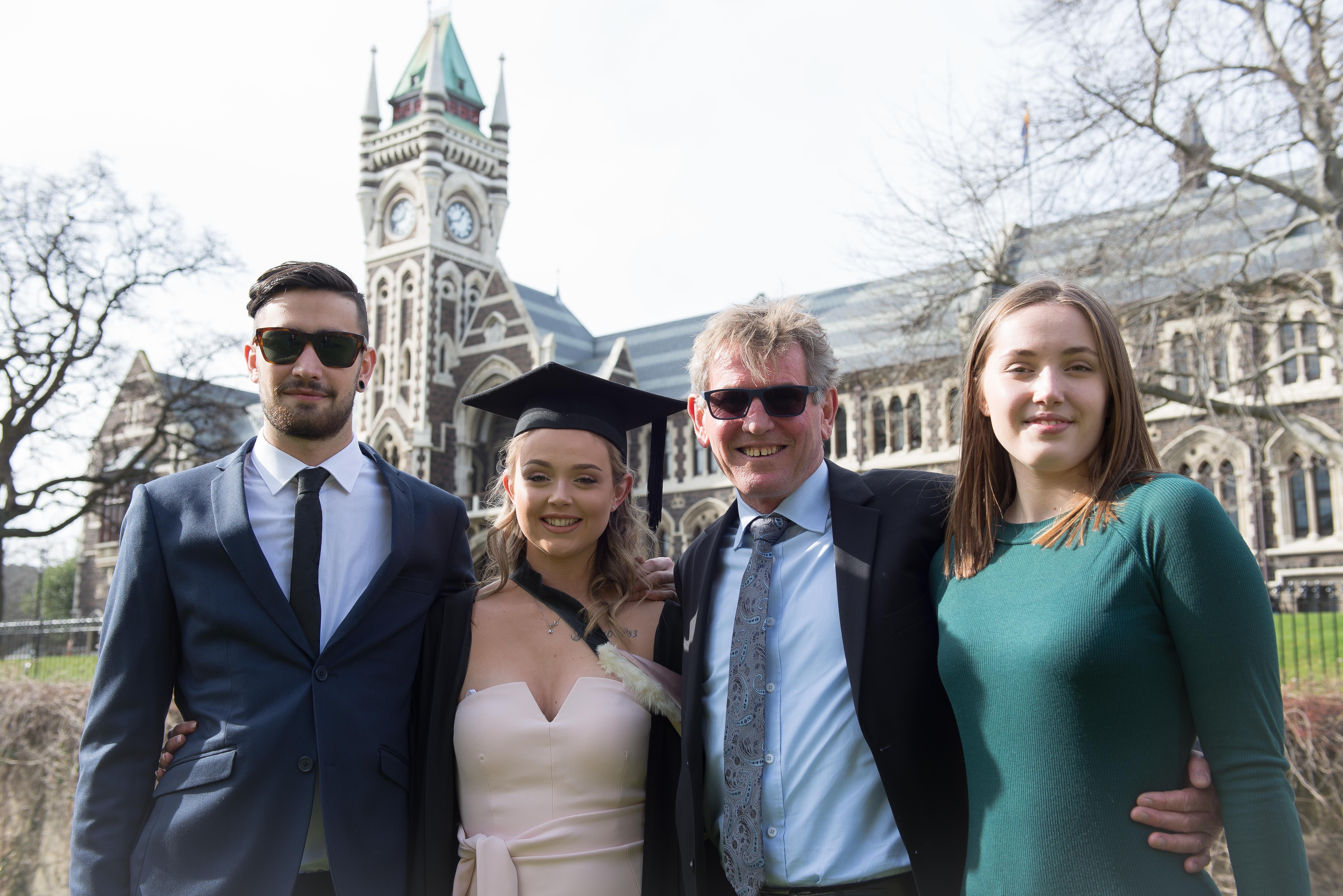 Leah's Graduation