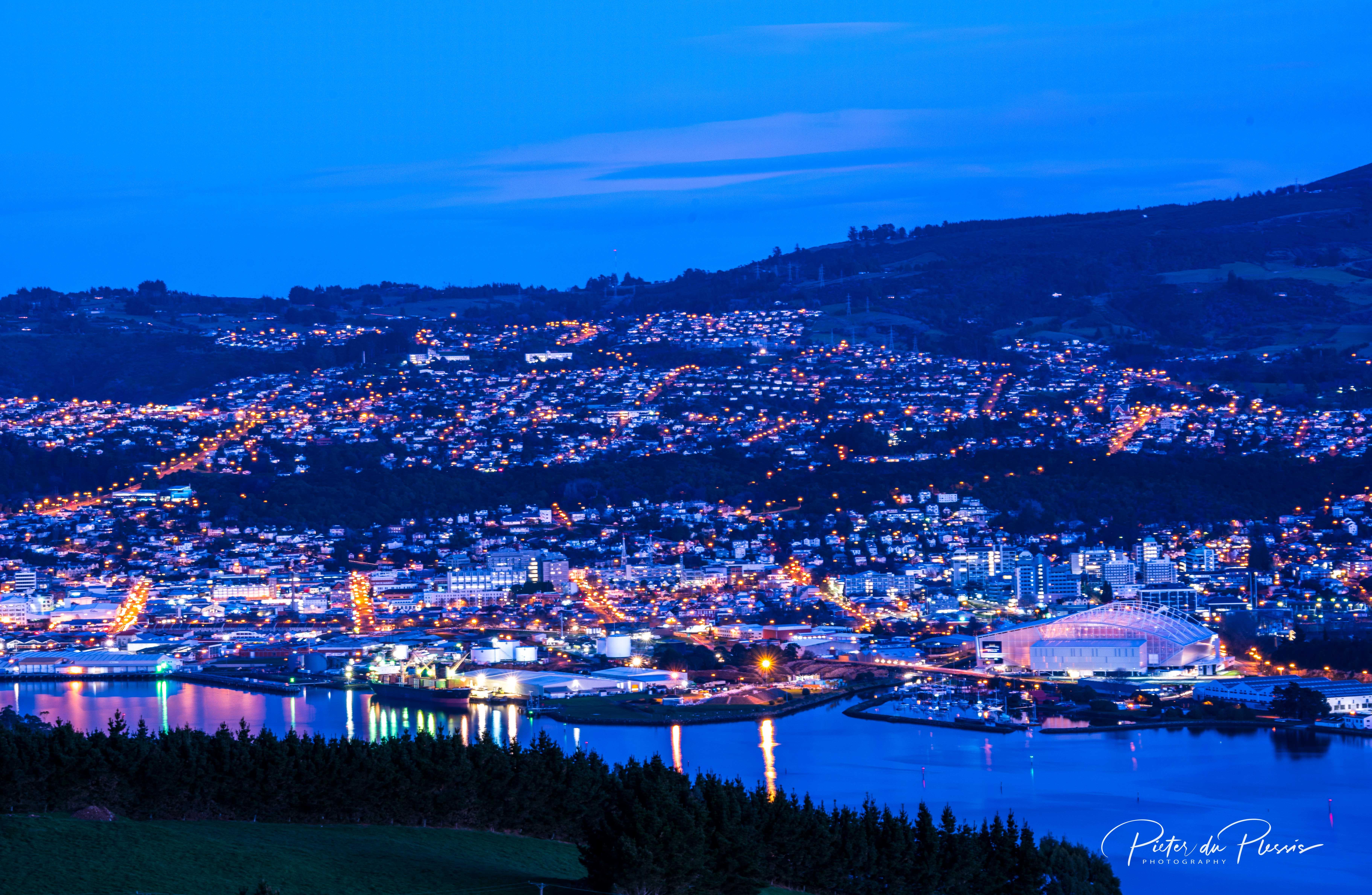 Dunedin Blue Hour-2