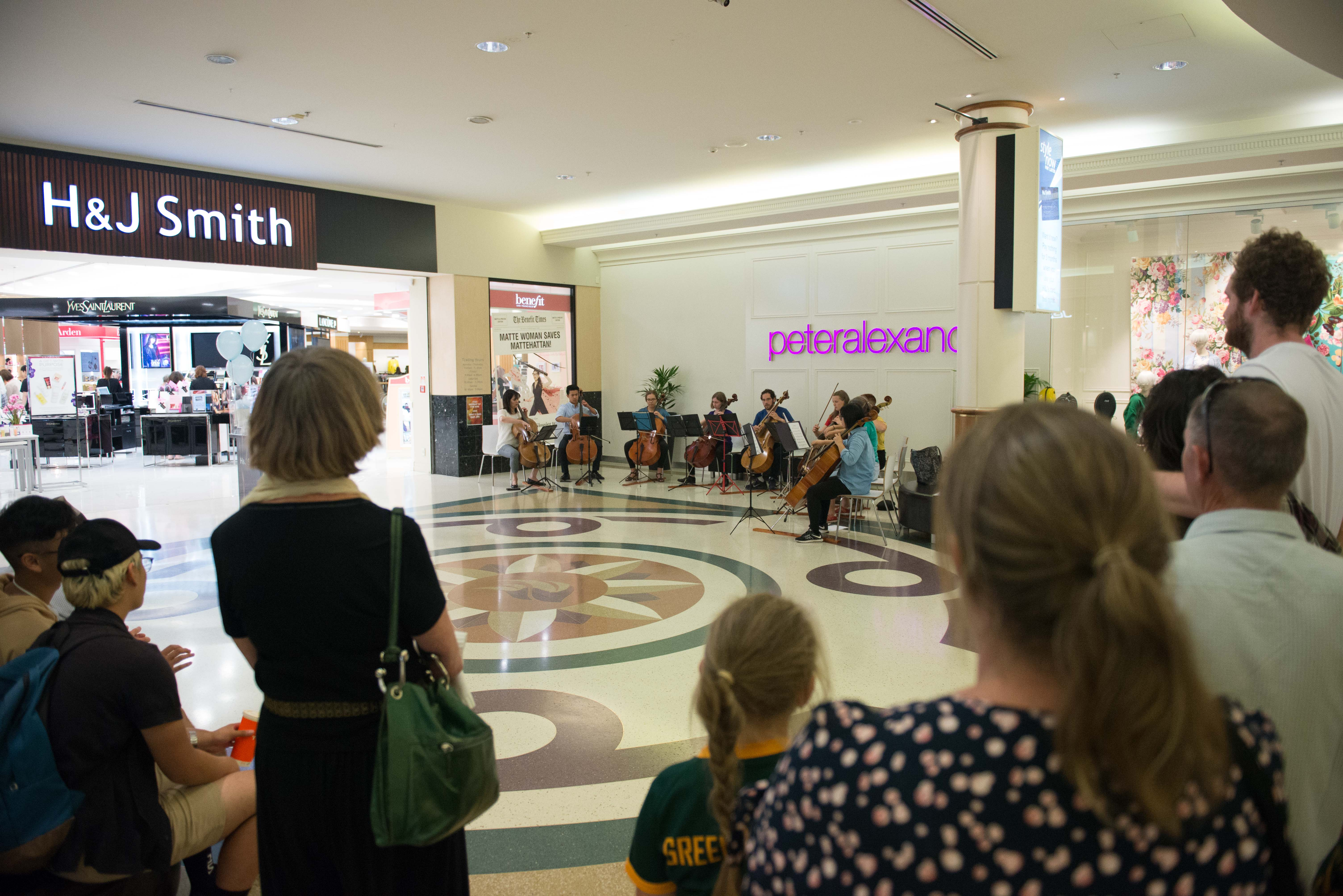 Bach in the Subways-Meridian Mall 2019