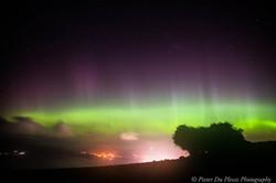 Aurora Australis, Port Chalmers