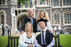Conrad's Graduation