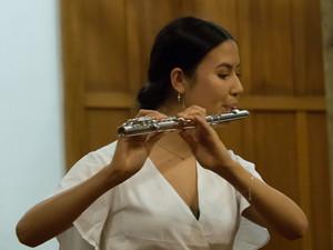 Kim De Vantier - Flute