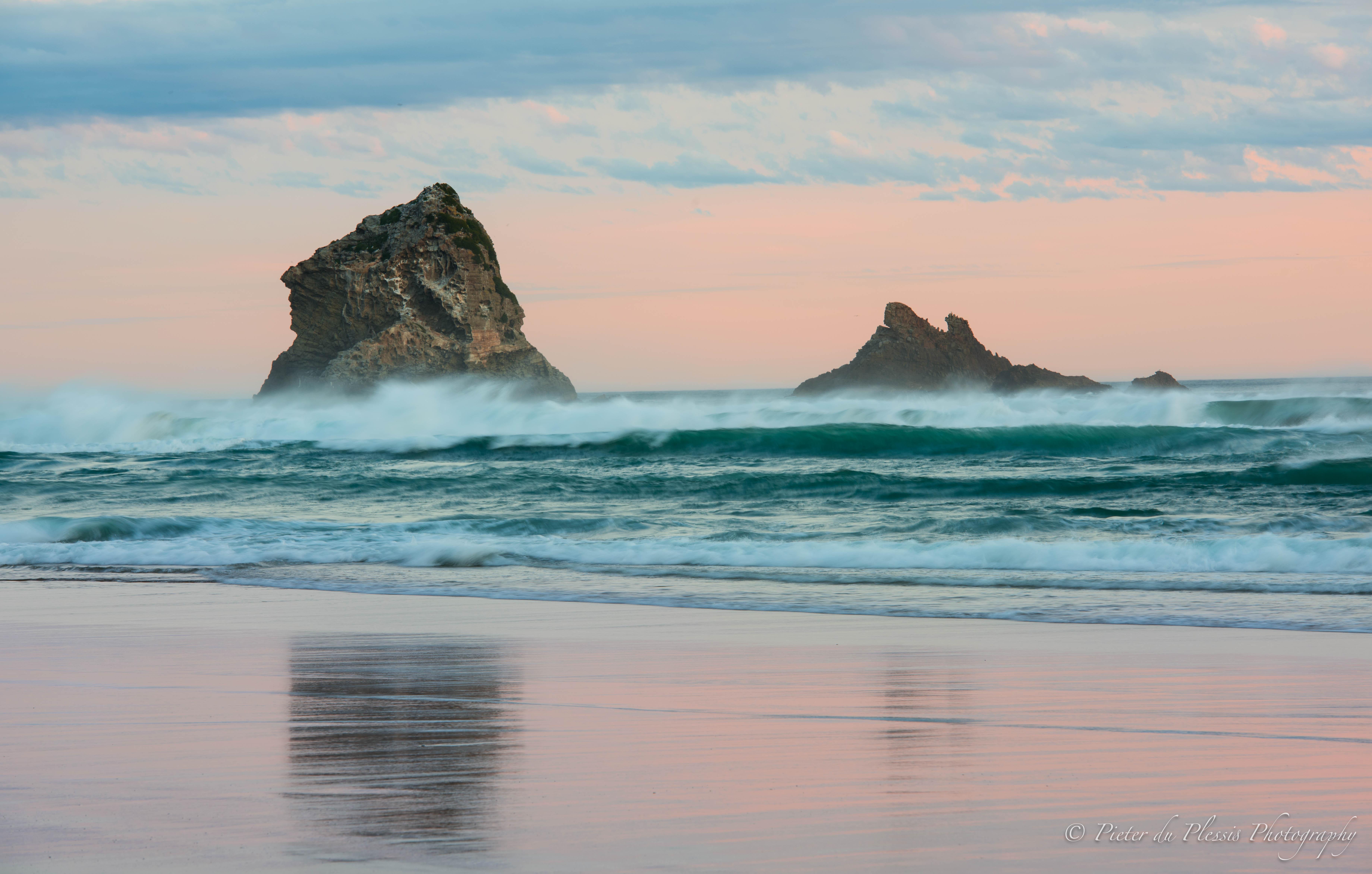 Sandfly Beach, Dunedin-3