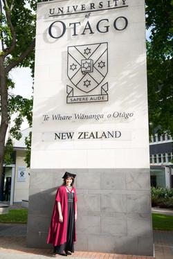 Heleen's Graduation