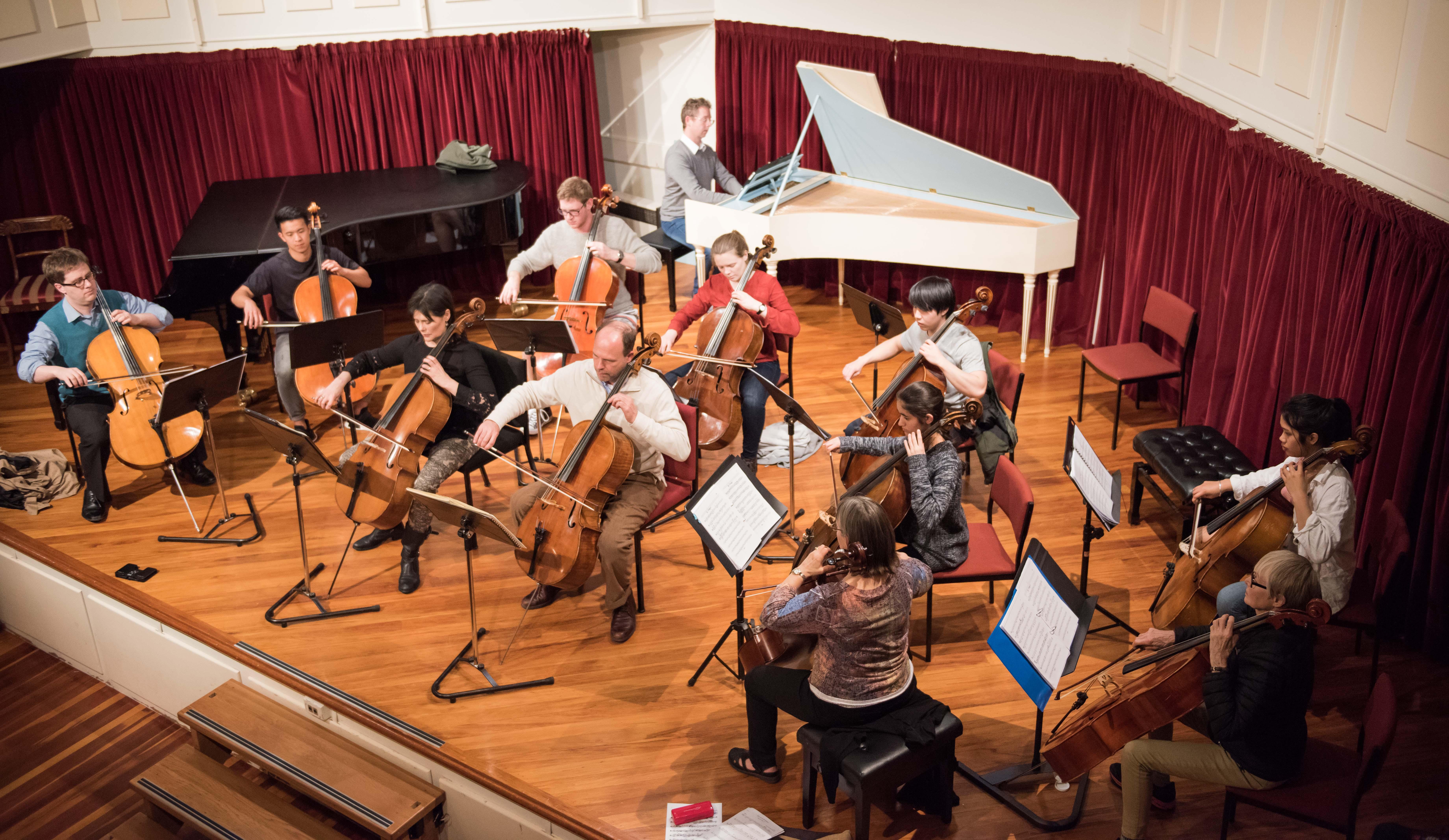 Cello Classics, Oct 2017