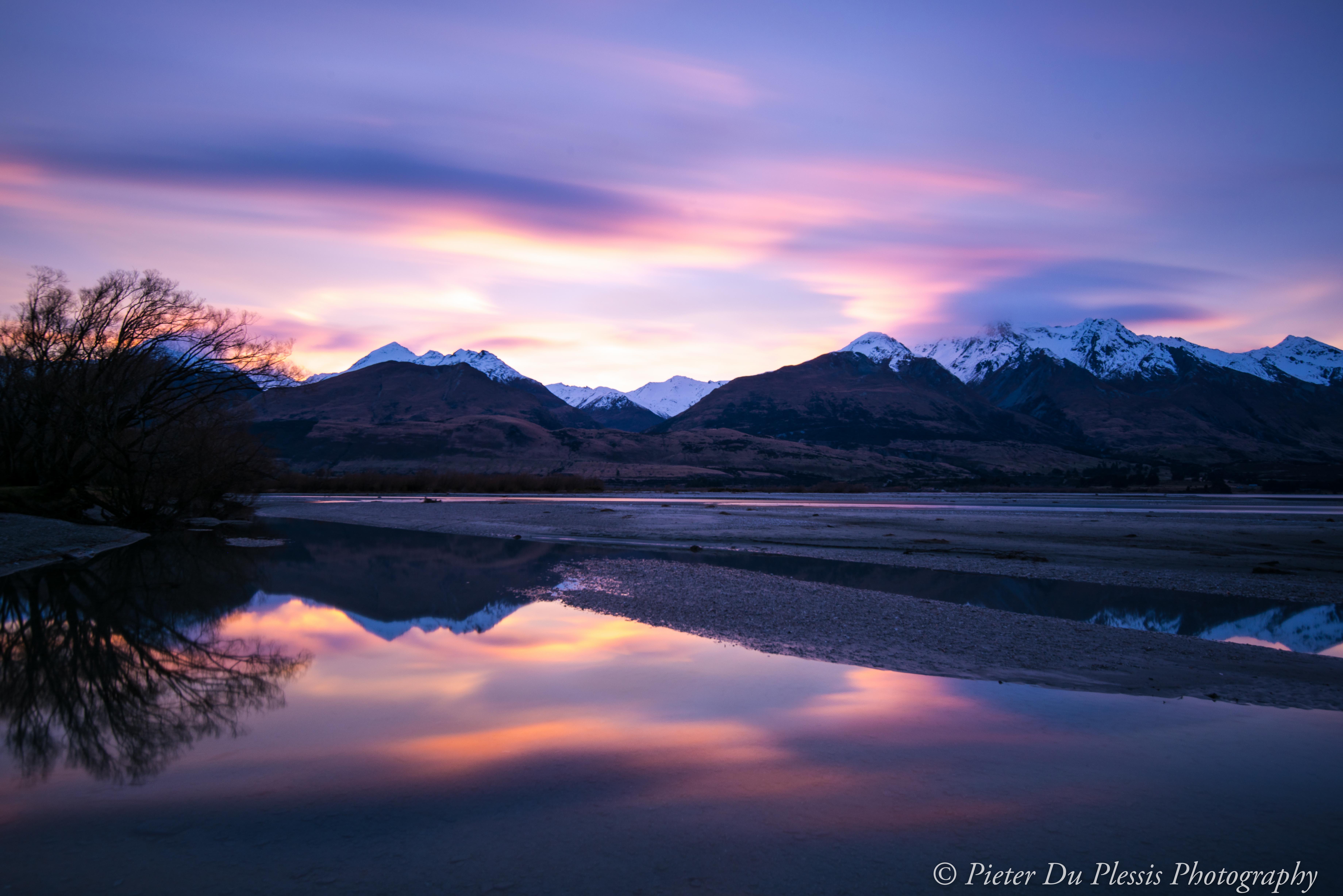 Kinloch Sunrise, Otago
