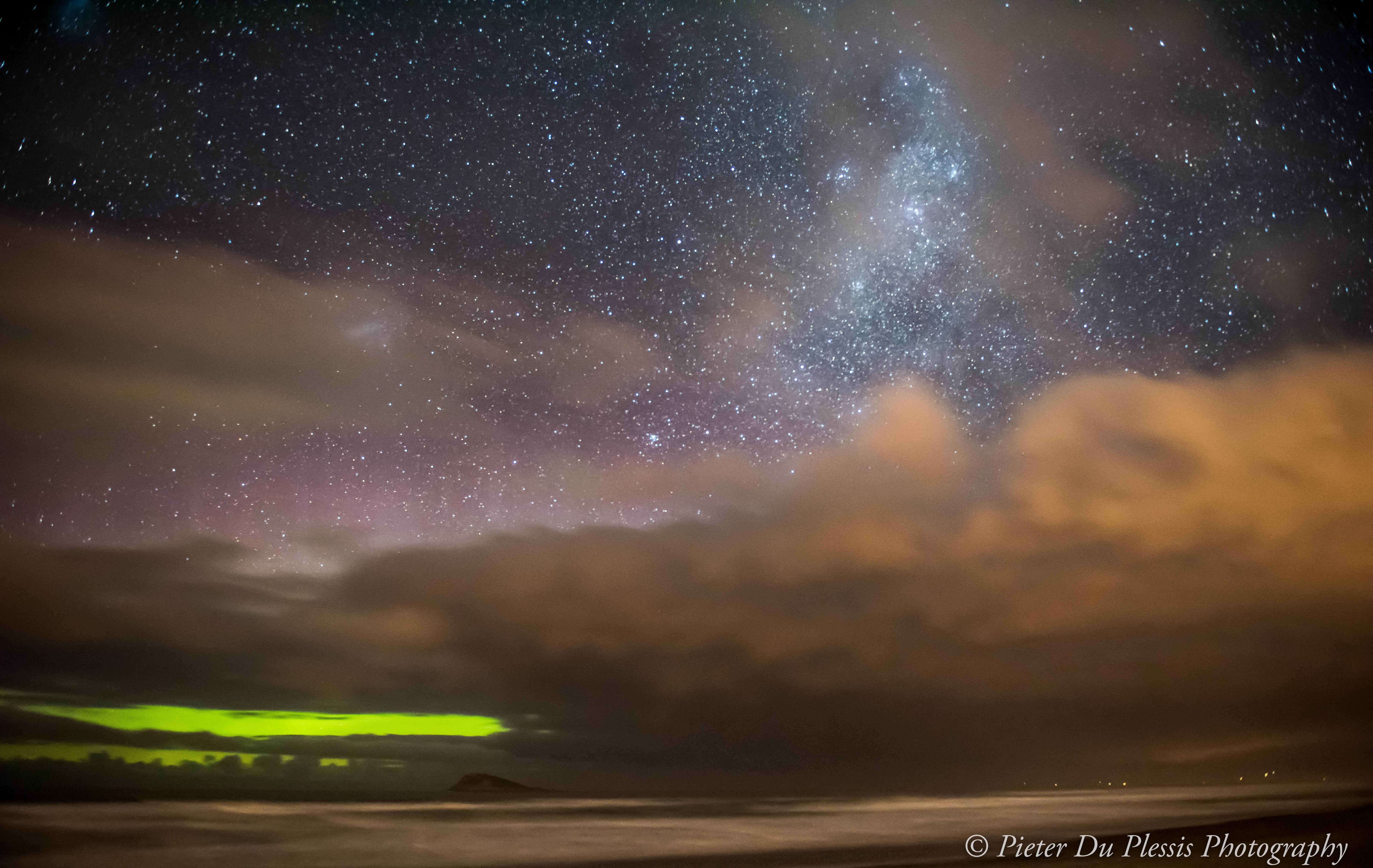 Aurora Australis Dunedin