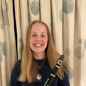 Sabine Grey - Clarinet