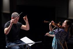 Bella Hristova Rehearsal, May 2014