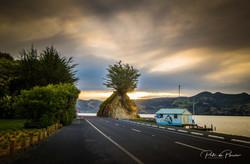 Pineapple Rock, Otago Peninsula