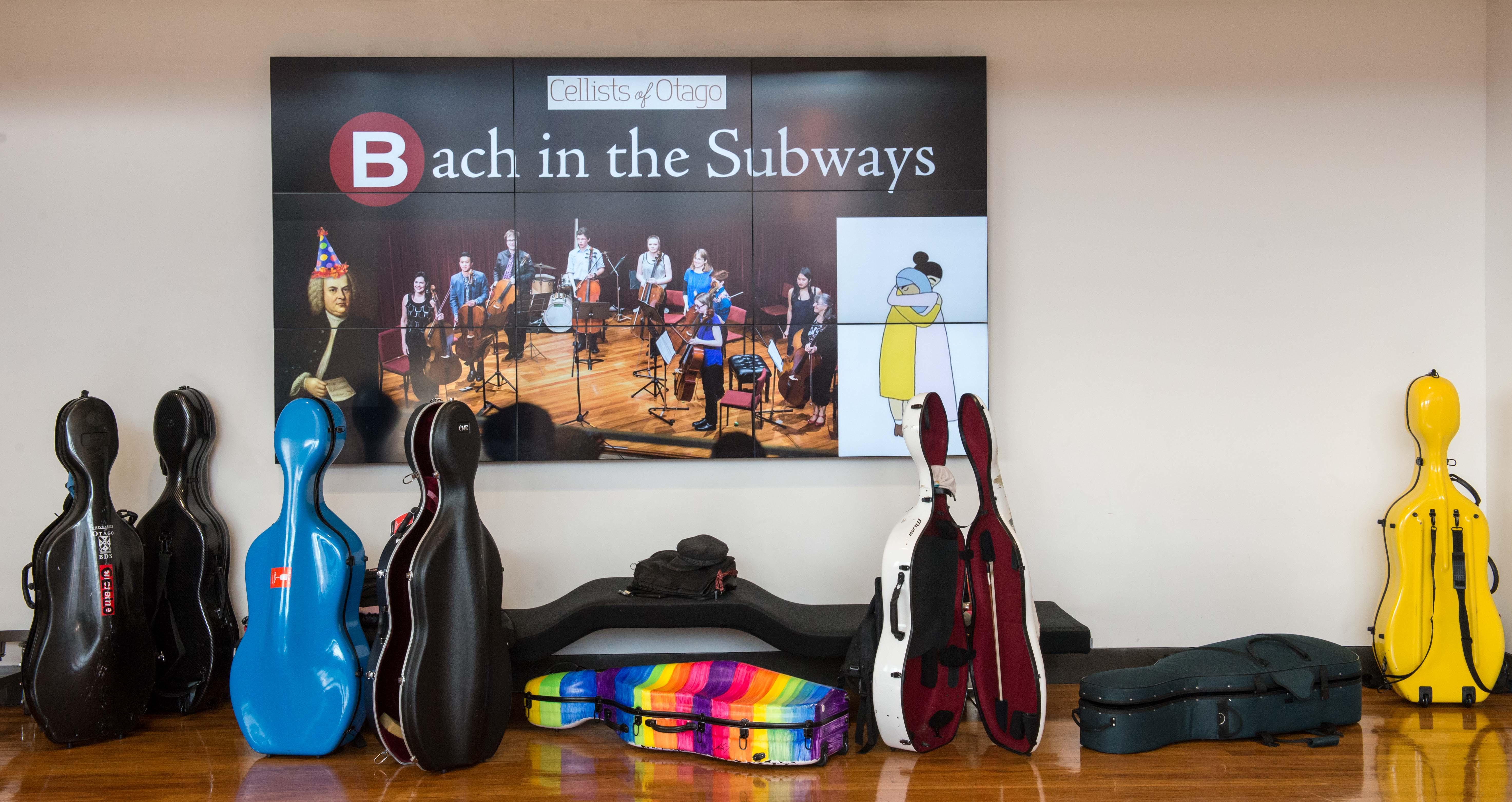Bach in the Subways-Toitu Settlers Museu