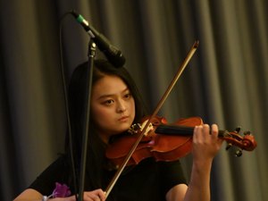 Cindy Chou - Violin