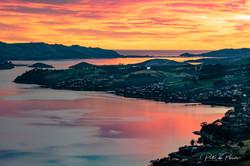 Otago Peninsula Sunrise, Soldiers Me
