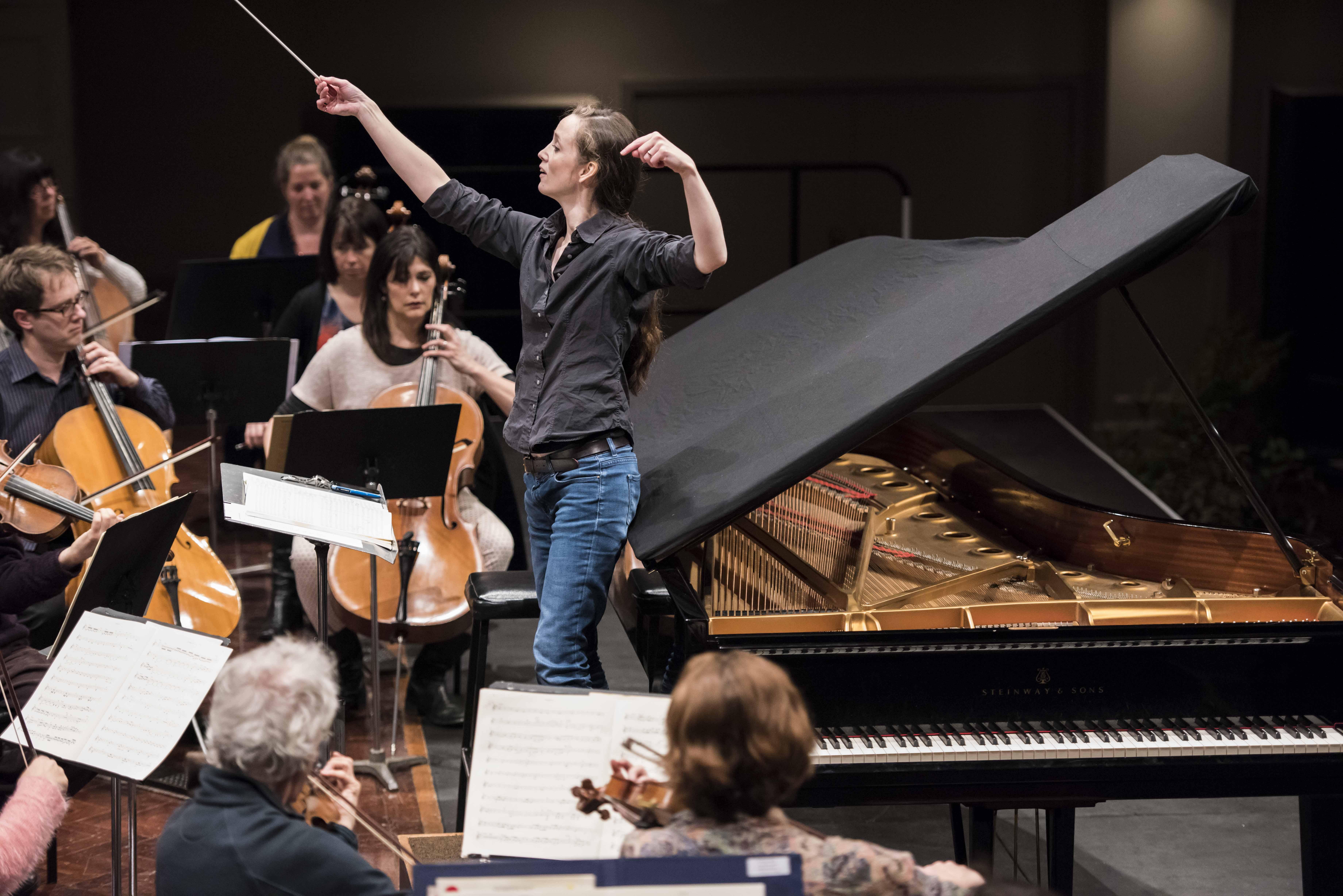 Conductor : Jessica Cottis