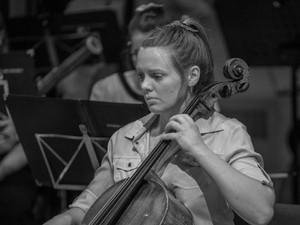 Ellen Walters - Cello