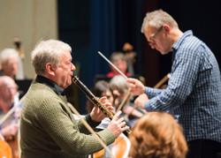 Michael Collins : Clarinet