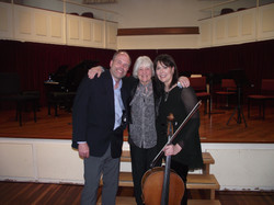 Cellists of Otago Team