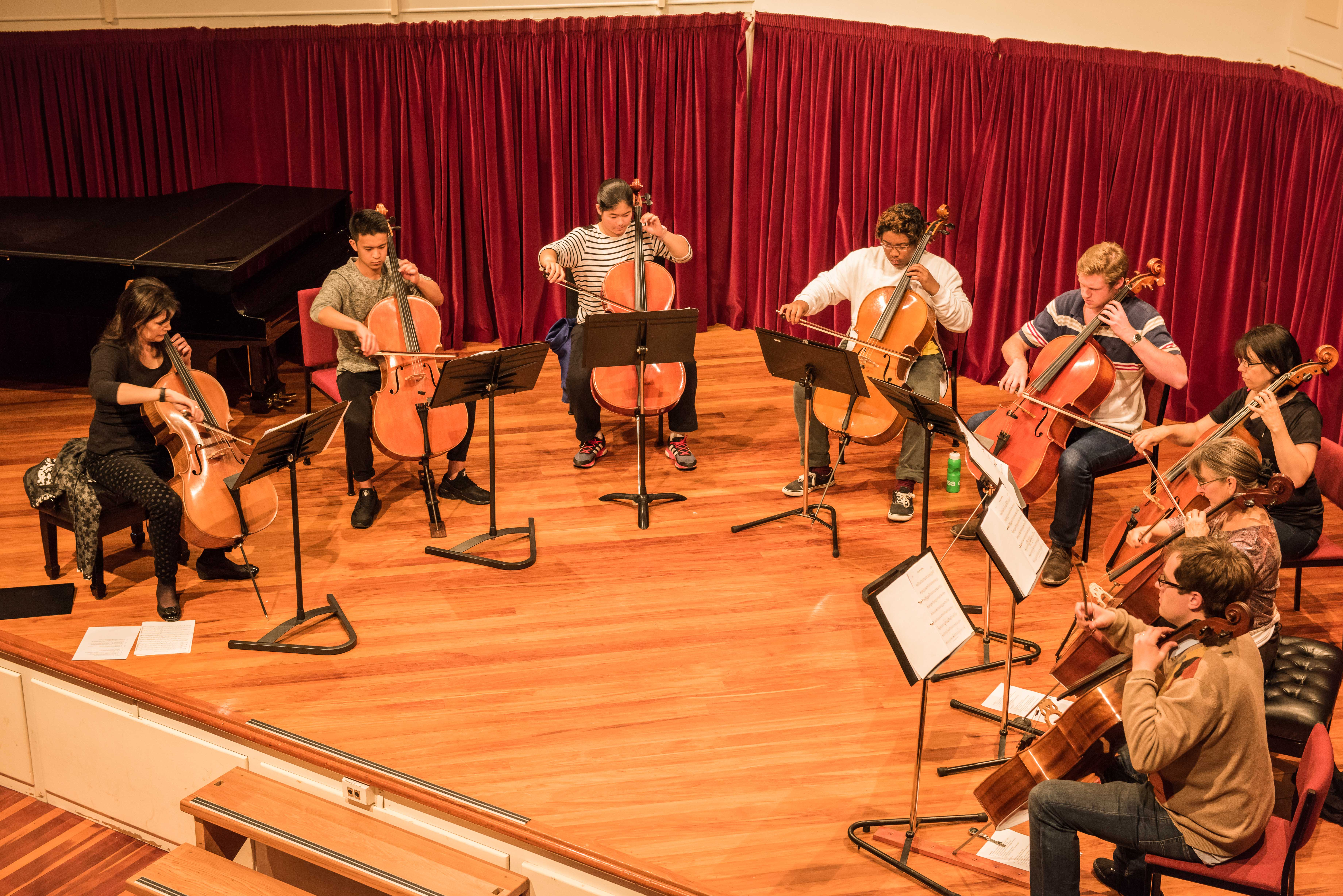 Cellists of Otago 2016-4