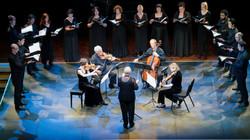 NZ Chamber Choir, Dunedin, Oct 2014