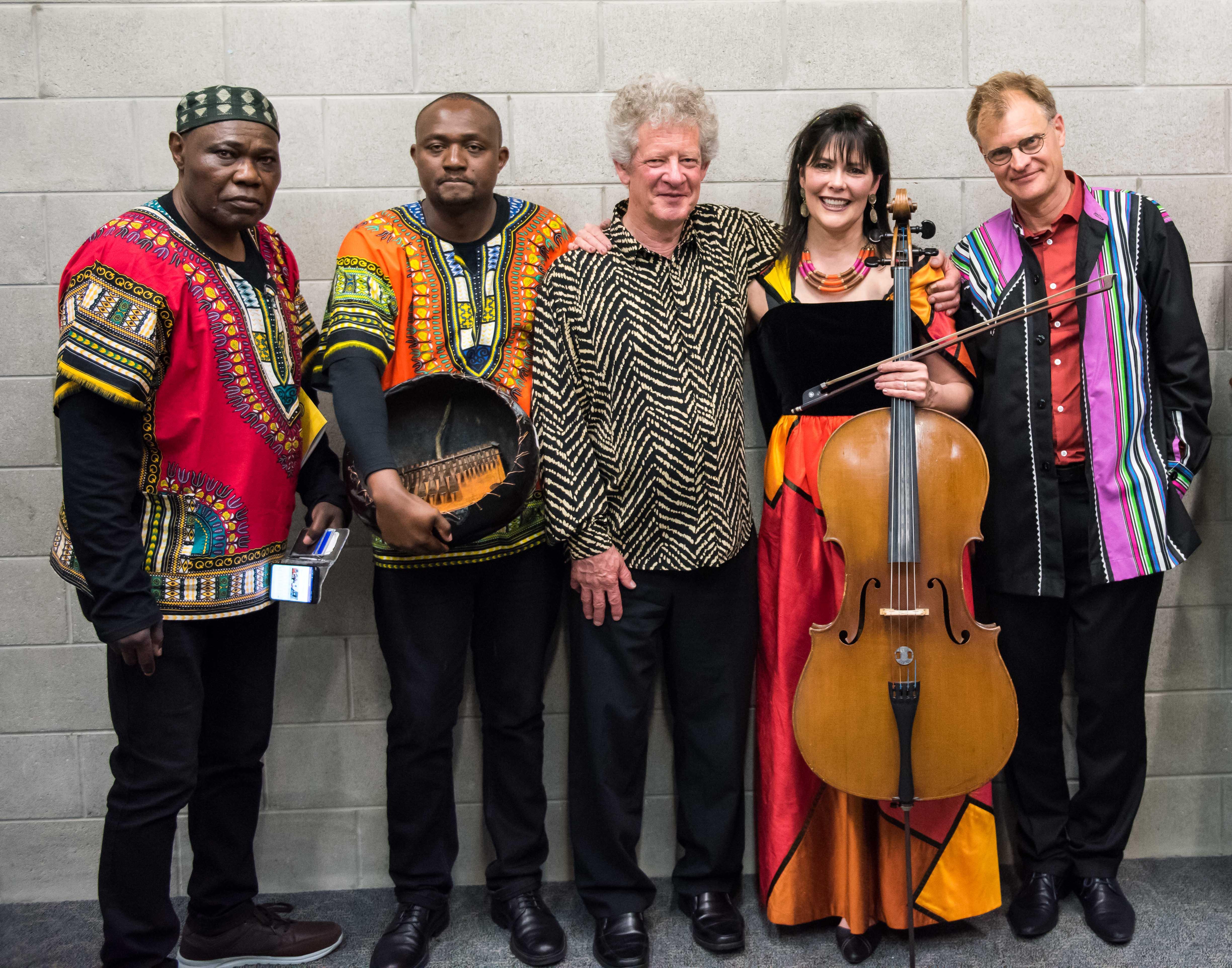 Cello For Africa-9