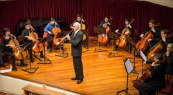 Cellists of Otago Marama 2016