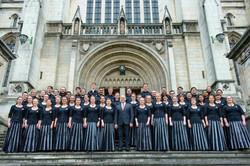 New Zealand Youth Choir, Sept 2014