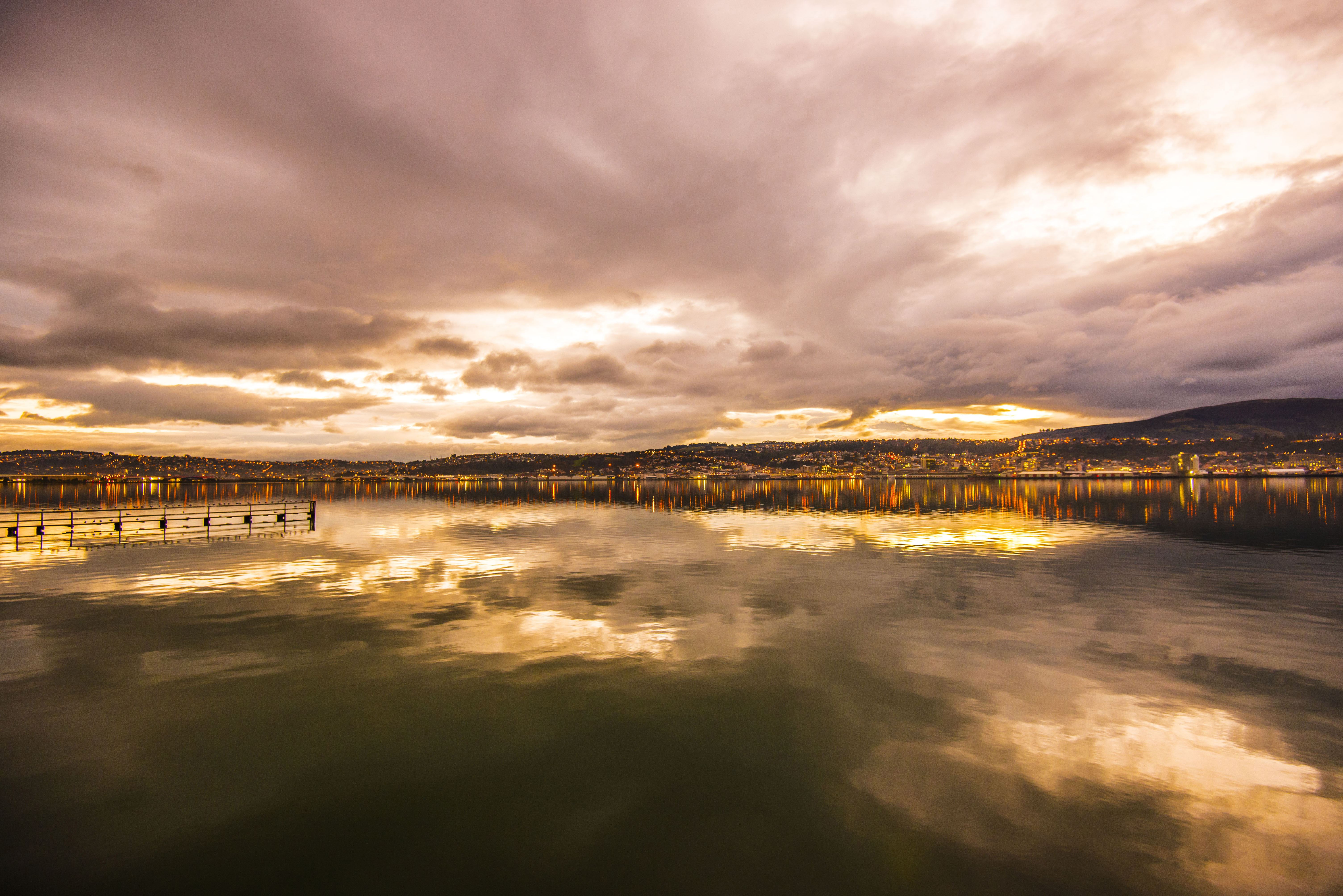 Vauxhall,Otago Harbour