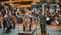 Umberto Clerici : Cellist