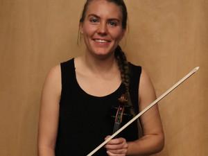 Frances Christian-Farro - Violin