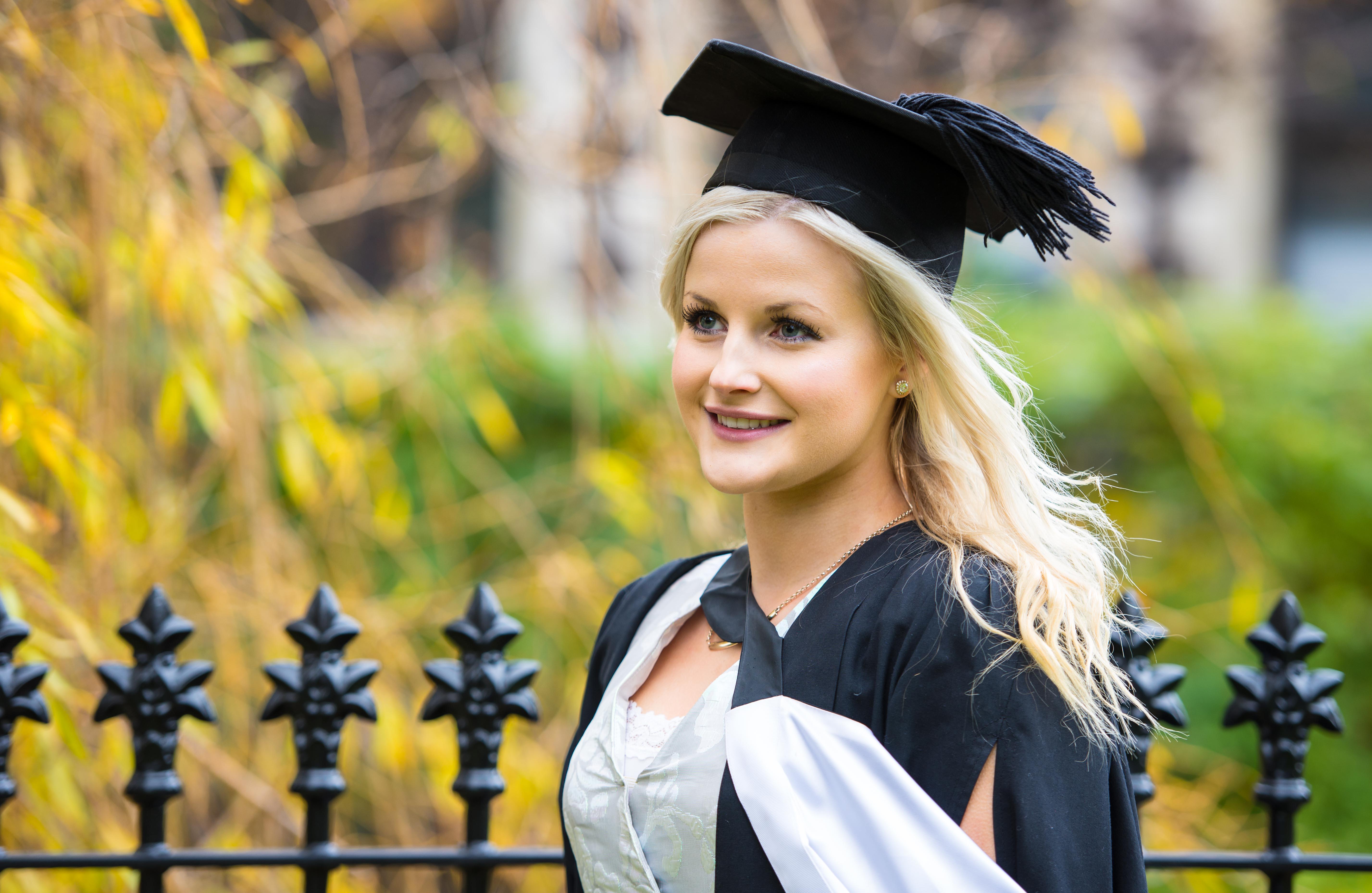 Sophie's Graduation