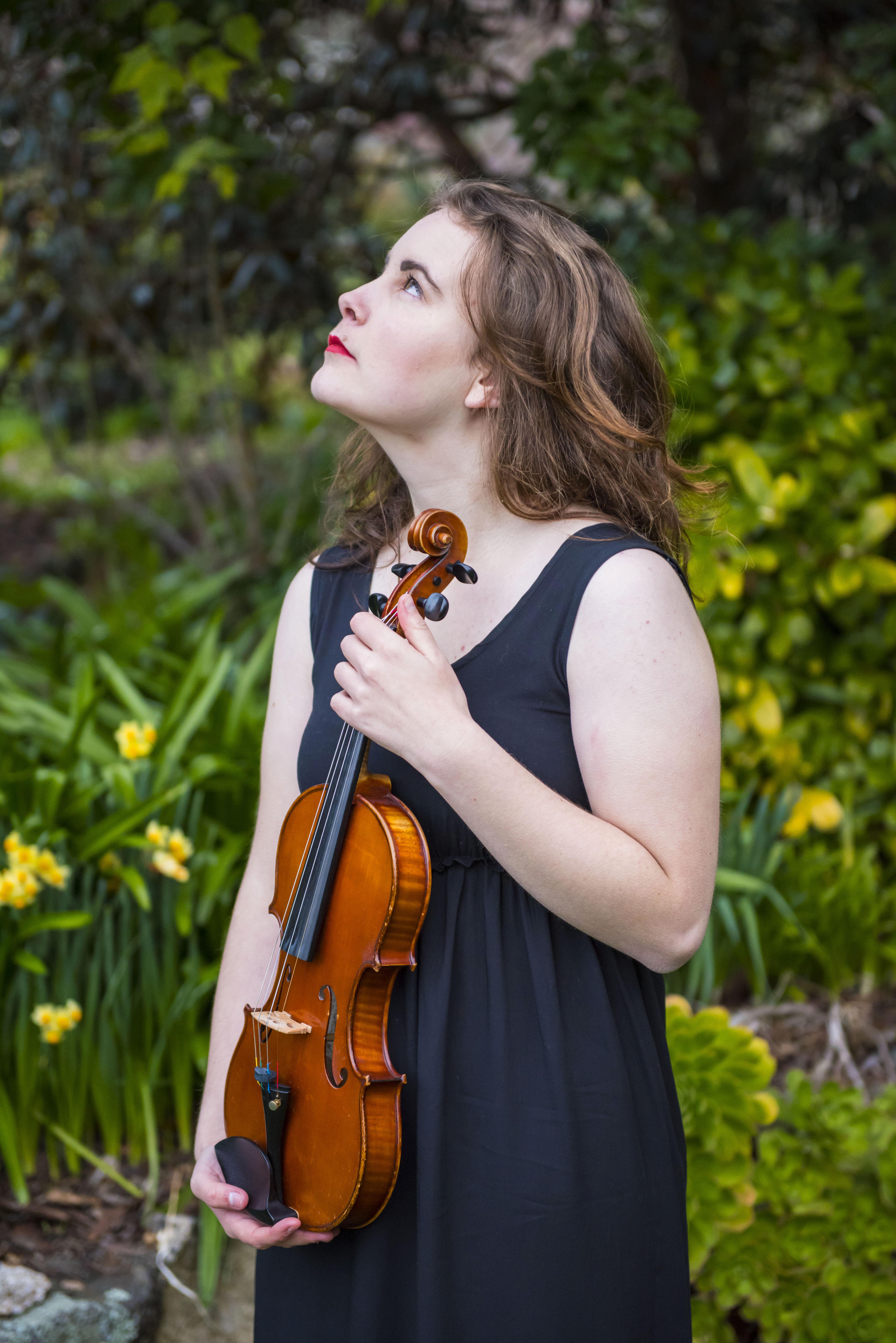 Annabel Drummond : Violonist