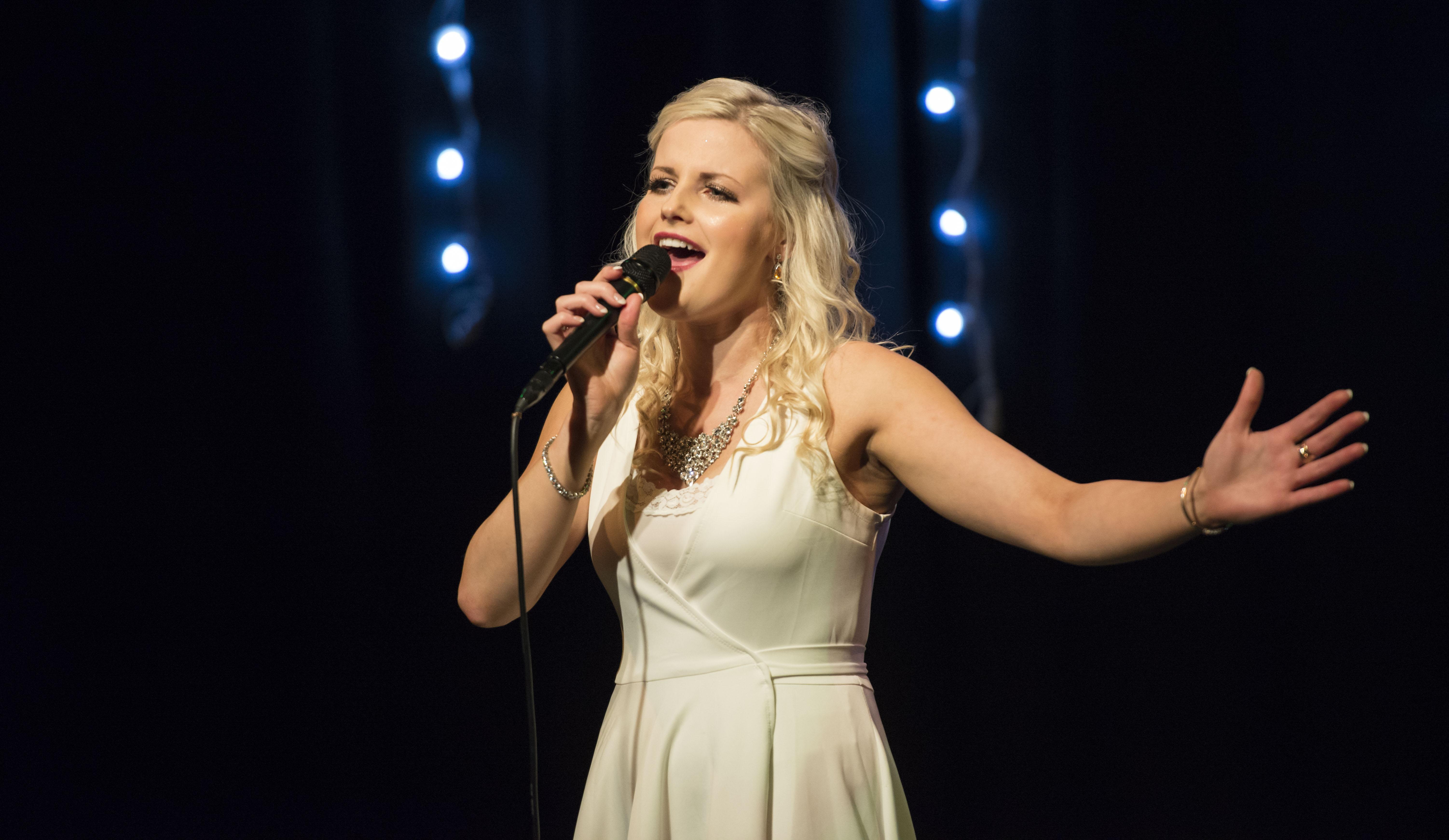 Sophie Morris : Soprano
