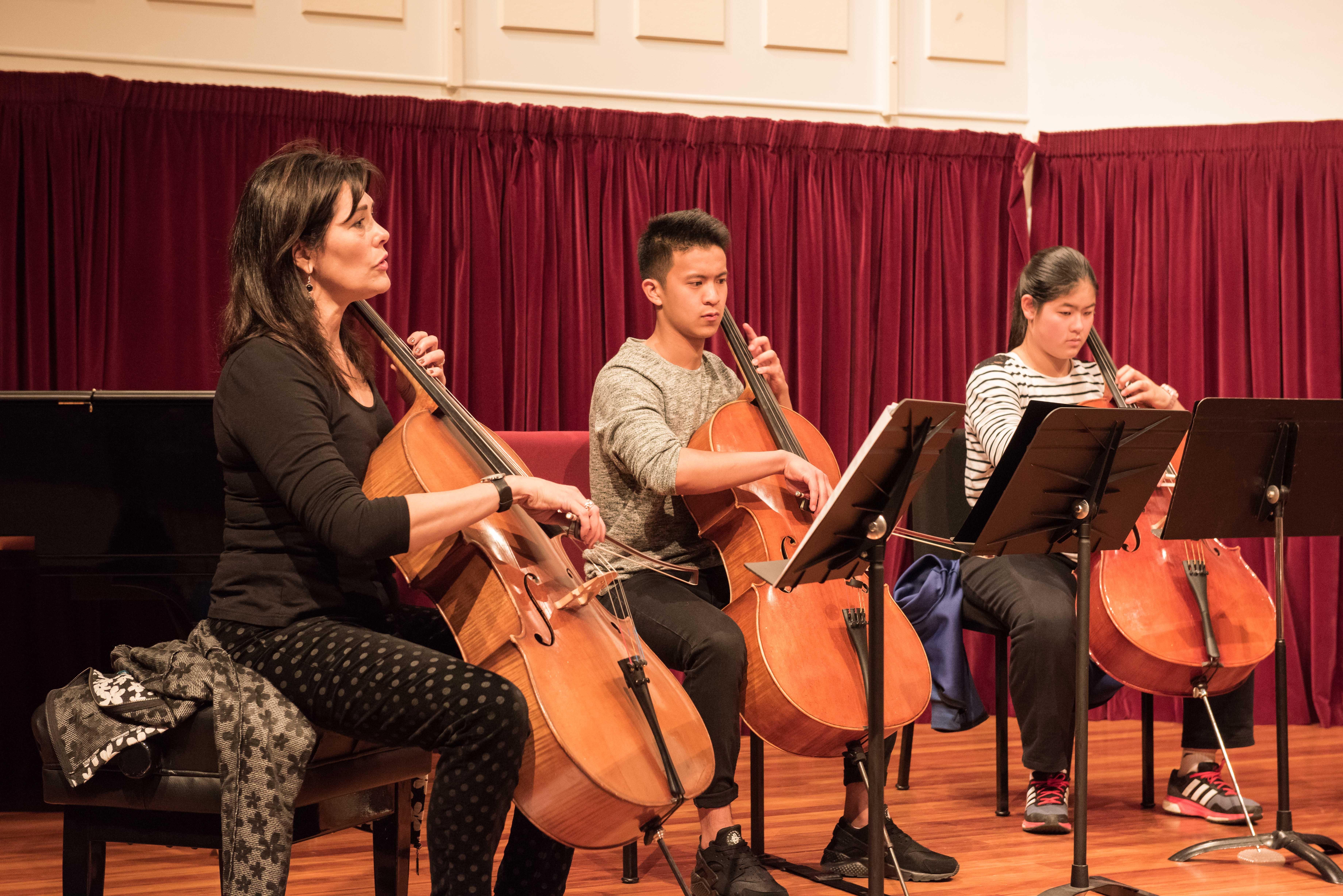 Cellists of Otago 2016-3