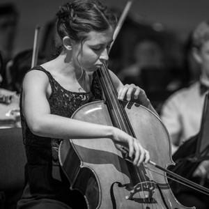 Sophie Hamer - Cello