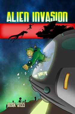 Alien Invasion Novel Cover