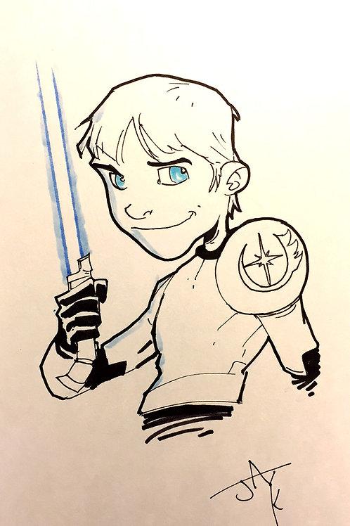 Jedi Art Commission