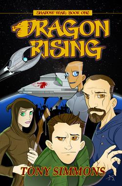 Dragon Rising Novel Cover