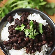 Black Beans- Half pint