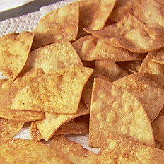 Bag of House Fried Tortilla Chips