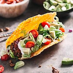 Single Crunchy Beef Taco