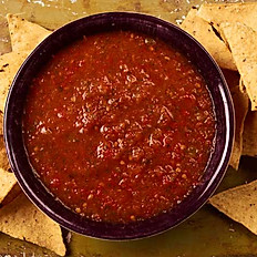 Half pint of Red Salsa