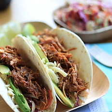 Chipotle Pork Tcos