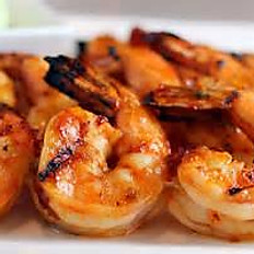 Sauteed Chipotle Shrimp