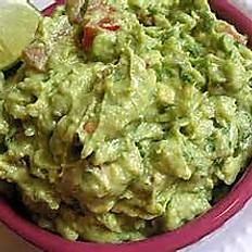 Guacamole (side dish 2 oz)