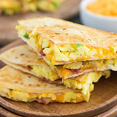Brunch Quesadilla