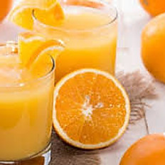 Fresh Squeezed OJ or Virgin Margaritas by the glass