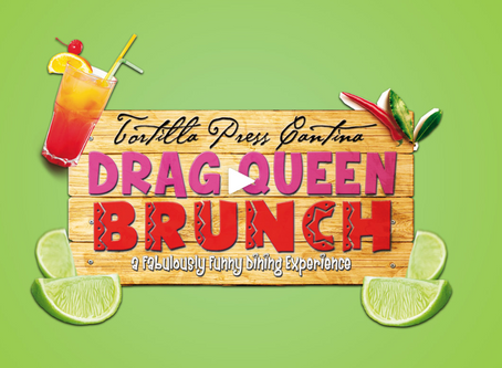 Drag Queen Brunch is only once a month - Reserve your seat now!