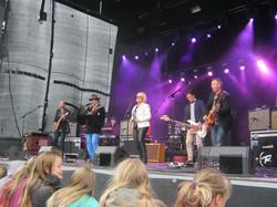 Bo&Co Hljómskálagarðinum 23. ágúst 2014