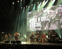 Valdimar Bowie In Memorian Eldborg 26. apríl 2016