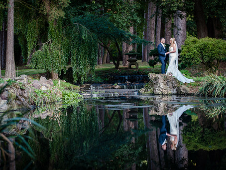 Fanhams Hall Wedding | Kirsty & Andy